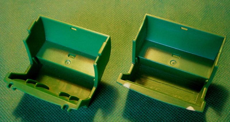 Einachsiger Buggy von Playmobil - Umbau in Variationen 129f1_10