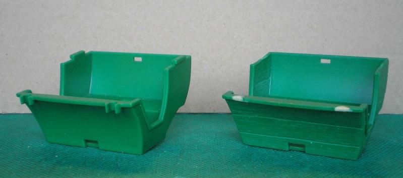 Einachsiger Buggy von Playmobil - Umbau in Variationen 129f2_10