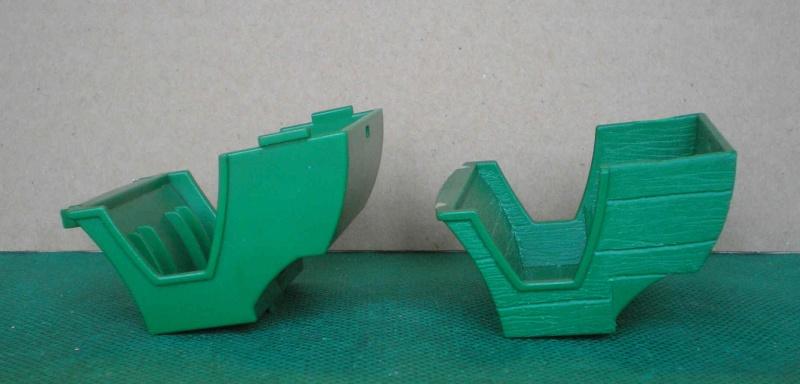 Einachsiger Buggy von Playmobil - Umbau in Variationen 129f3_10