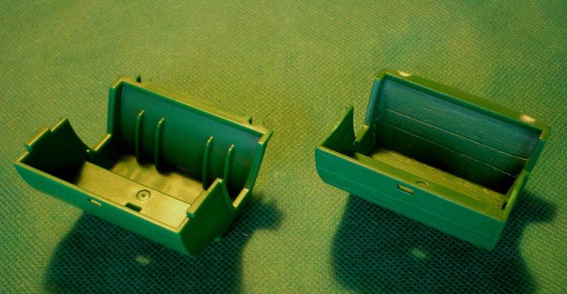 Einachsiger Buggy von Playmobil - Umbau in Variationen 129f5_10