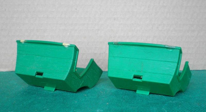 Einachsiger Buggy von Playmobil - Umbau in Variationen 129f6_10