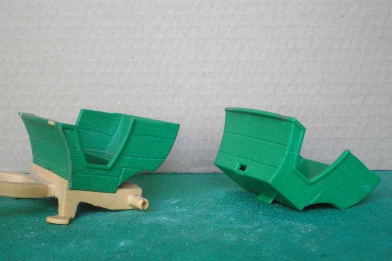 Einachsiger Buggy von Playmobil - Umbau in Variationen 129f7a10
