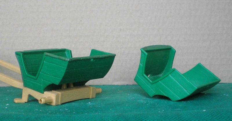 Einachsiger Buggy von Playmobil - Umbau in Variationen 129f7b10