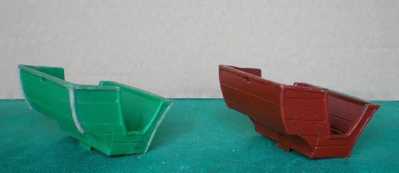 Einachsiger Buggy von Playmobil - Umbau in Variationen 129g4_10