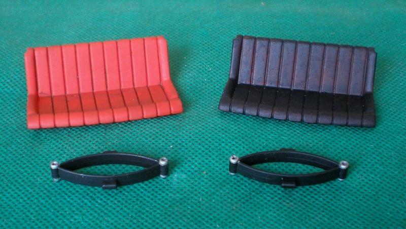 Einachsiger Buggy von Playmobil - Umbau in Variationen 129h1_10