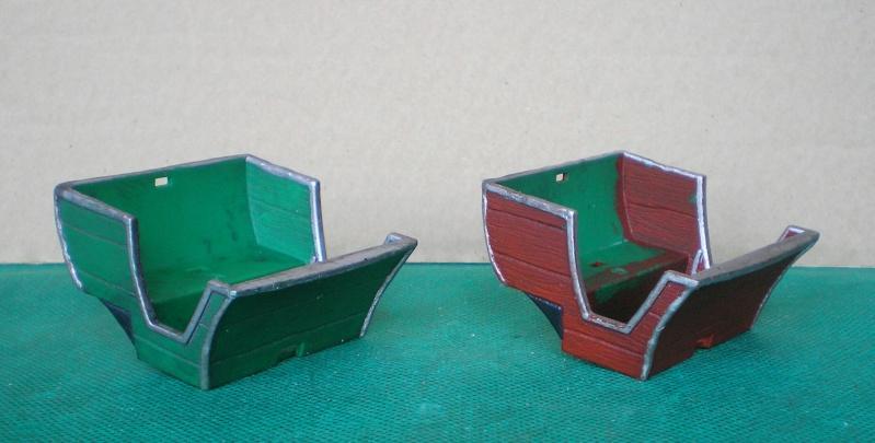Einachsiger Buggy von Playmobil - Umbau in Variationen 129h4a10