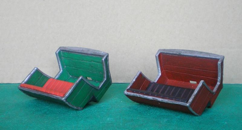 Einachsiger Buggy von Playmobil - Umbau in Variationen 129h4b10