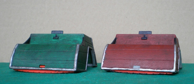 Einachsiger Buggy von Playmobil - Umbau in Variationen 129h5_10