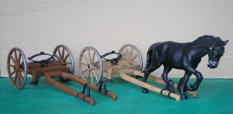 Einachsiger Buggy von Playmobil - Umbau in Variationen 129i1_10