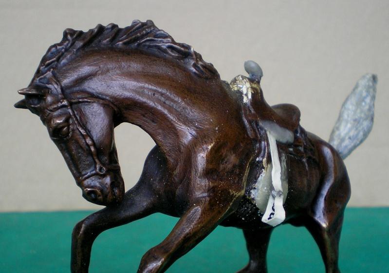Cowboy zu Pferd mit Lasso - Umbau in der Figurengröße 7 cm 139f2b11