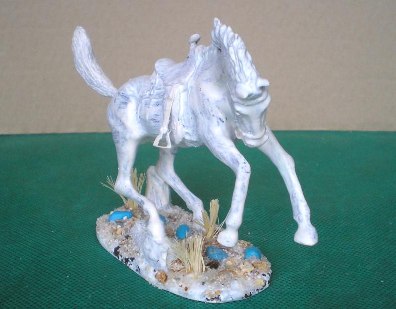 Cowboy zu Pferd mit Lasso - Umbau in der Figurengröße 7 cm - Seite 2 139h2b10
