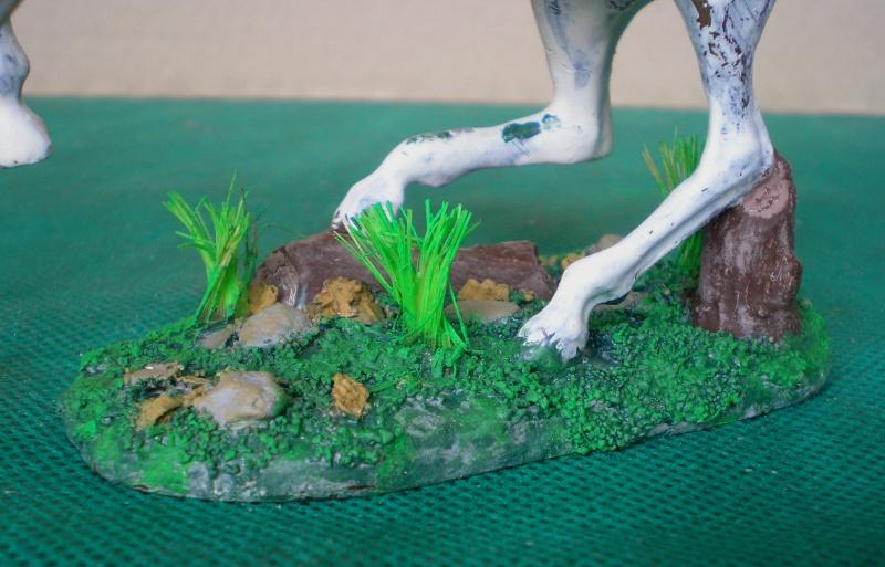 Cowboy zu Pferd mit Lasso - Umbau in der Figurengröße 7 cm - Seite 2 139h2e10