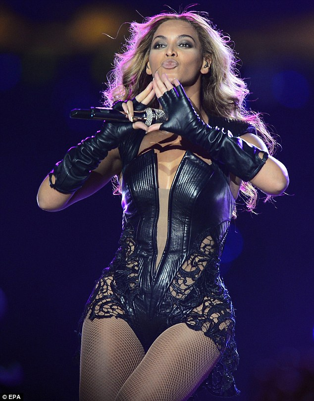 NFL Playoffs Beyonc10