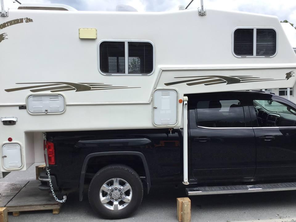 Info Capsule No. 1 : Combinaison Camion (pick-up) / Caravane à portée CP Gt1010