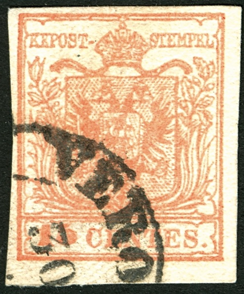 6 Kreuzer 1850 Type Ib : Abart ?  15_cen10