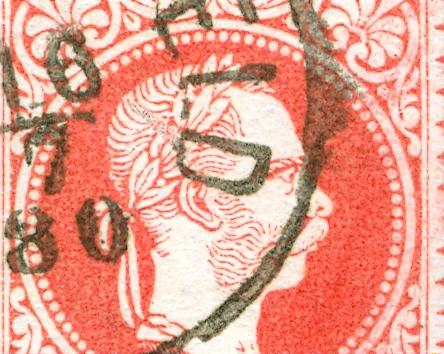 Nachtrag - Freimarken-Ausgabe 1867 : Kopfbildnis Kaiser Franz Joseph I 1867_f11