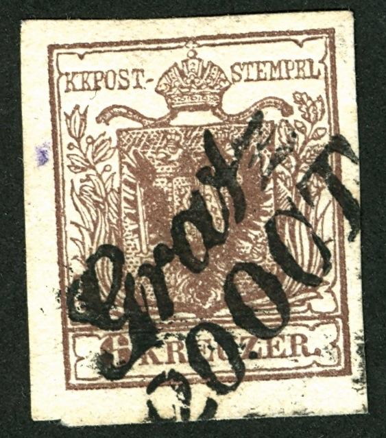 6 Kreuzer 1850 Type Ib : Abart ?  6_kr_t10
