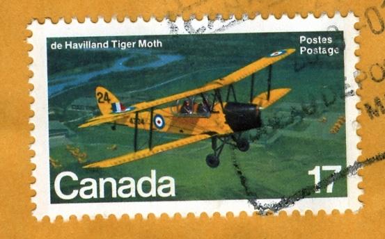 Einmotorige Flugzeuge Canada10