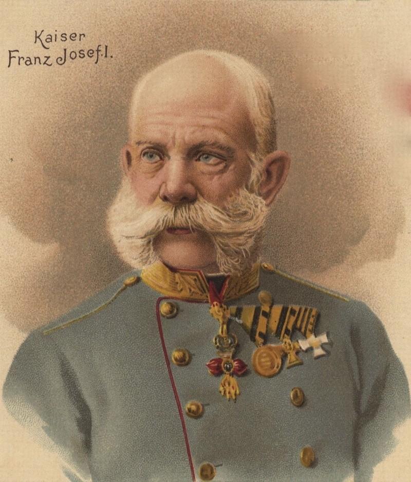 Nachtrag - Freimarken-Ausgabe 1867 : Kopfbildnis Kaiser Franz Joseph I Franz_10