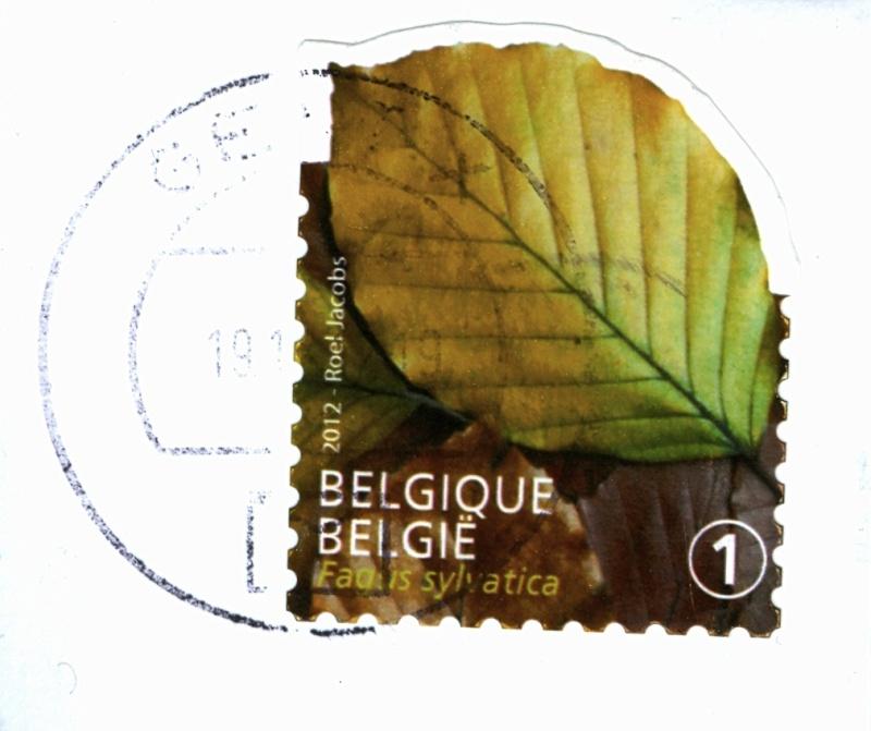 weitere Briefmarken in außergewöhnlichen Formen Herfst10