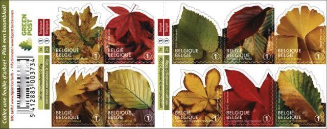 weitere Briefmarken in außergewöhnlichen Formen Zelfkl11