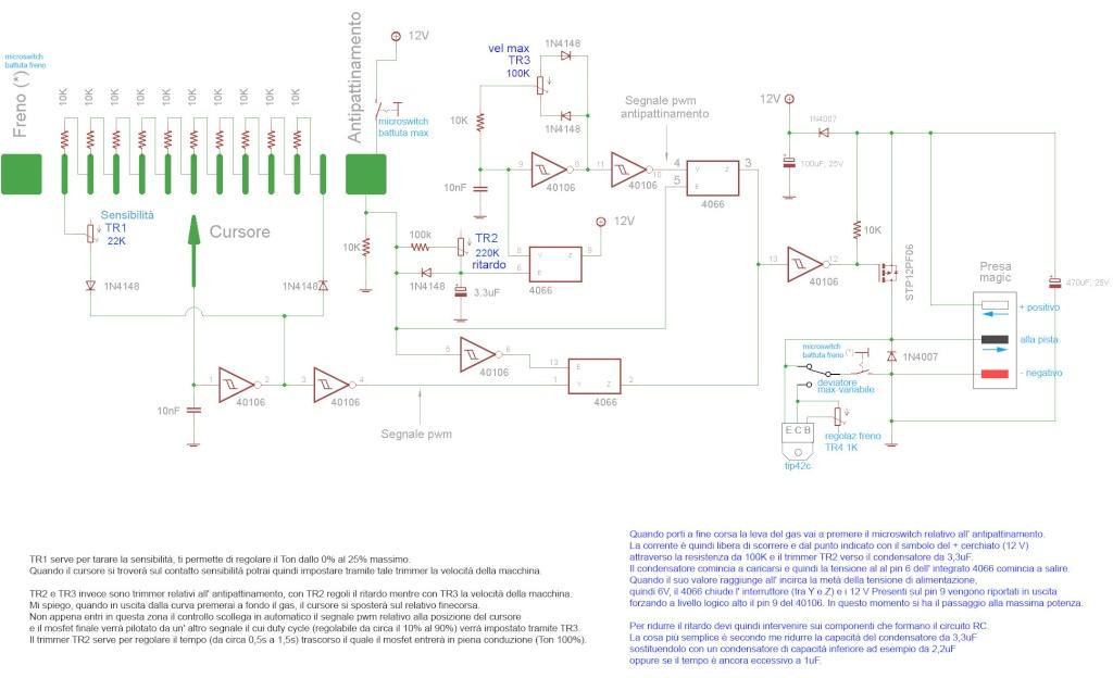secondo progetto, integrati e mosfet... Contro11