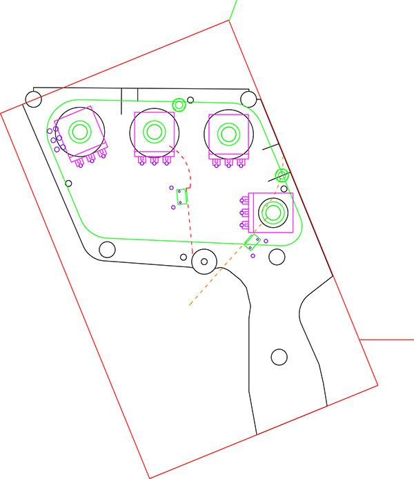 secondo progetto, integrati e mosfet... - Pagina 2 Lato110