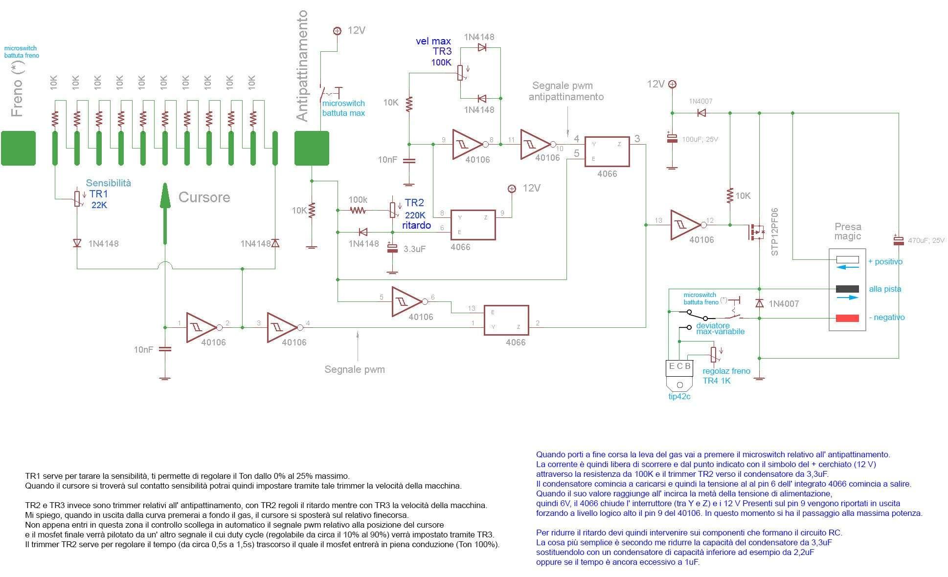 secondo progetto, integrati e mosfet... Schema12