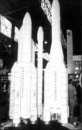 Utilisation d'Ariane 5 pour livrer du matériel sur la lune Img88310