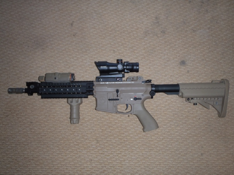 URGENT : magnifique M4 G&P sentry magpull neuve P1010014