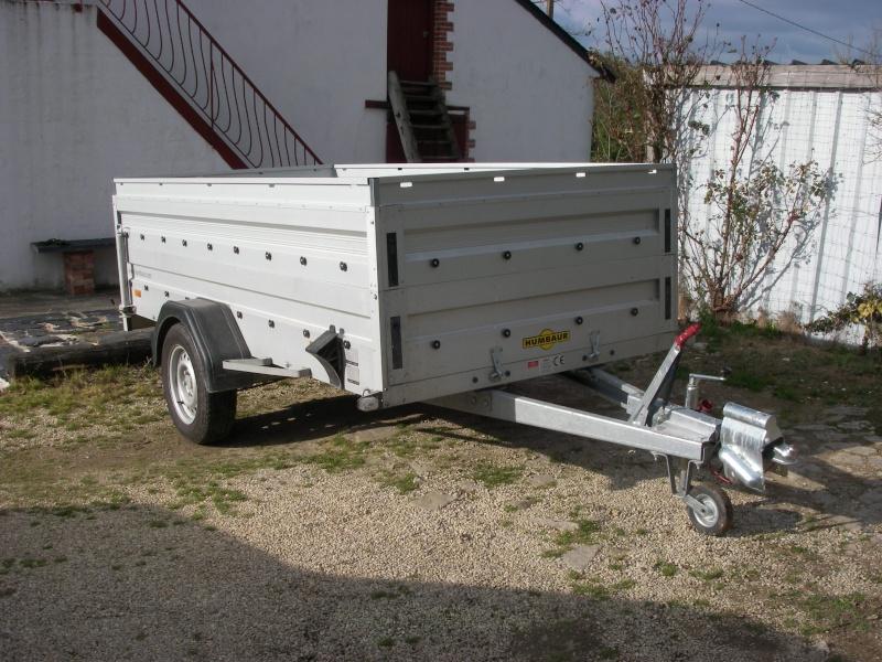 [VENDU] Vente remorque 1300kg PTAC Remorq10