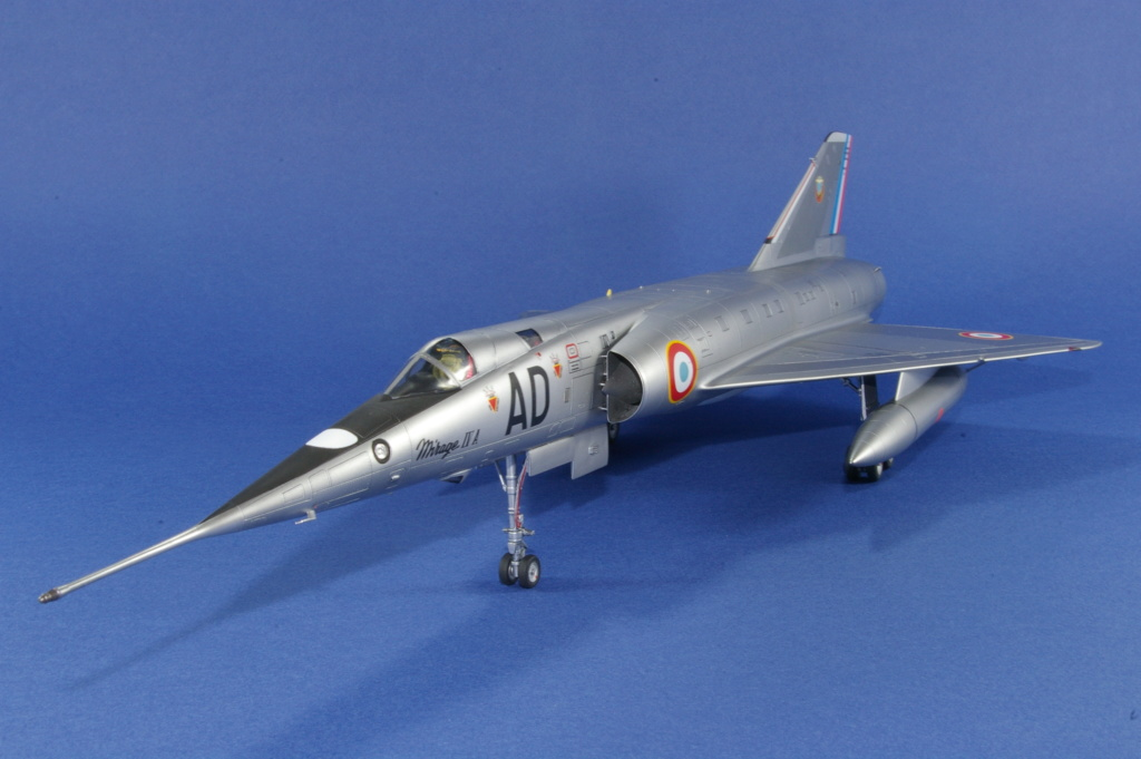 Mirage IVA Heller 1/48ème - Vitrine Imgp6818