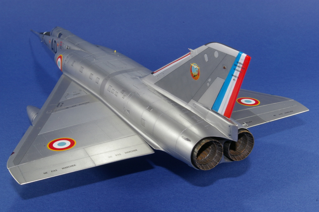 Mirage IVA Heller 1/48ème - Vitrine Imgp6821