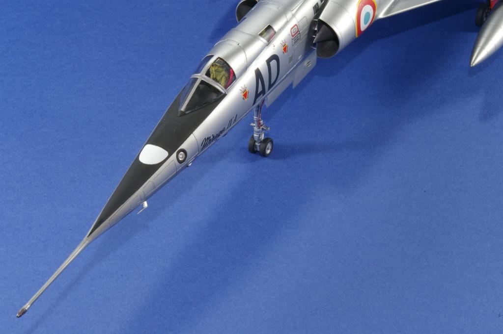 Mirage IVA Heller 1/48ème - Vitrine Imgp6828