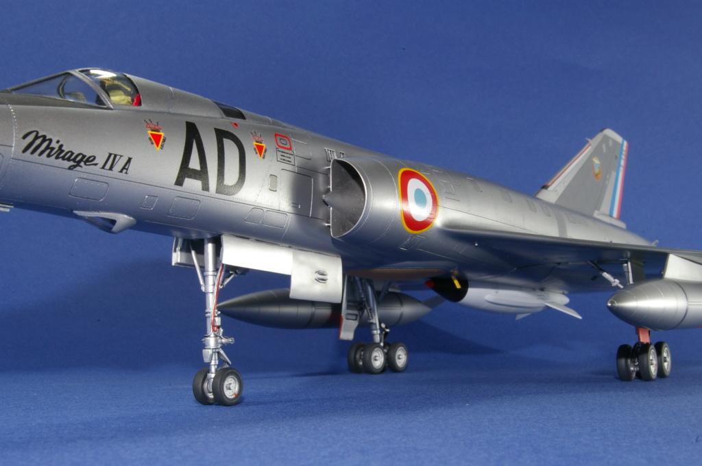Mirage IVA Heller 1/48ème - Vitrine Imgp6920