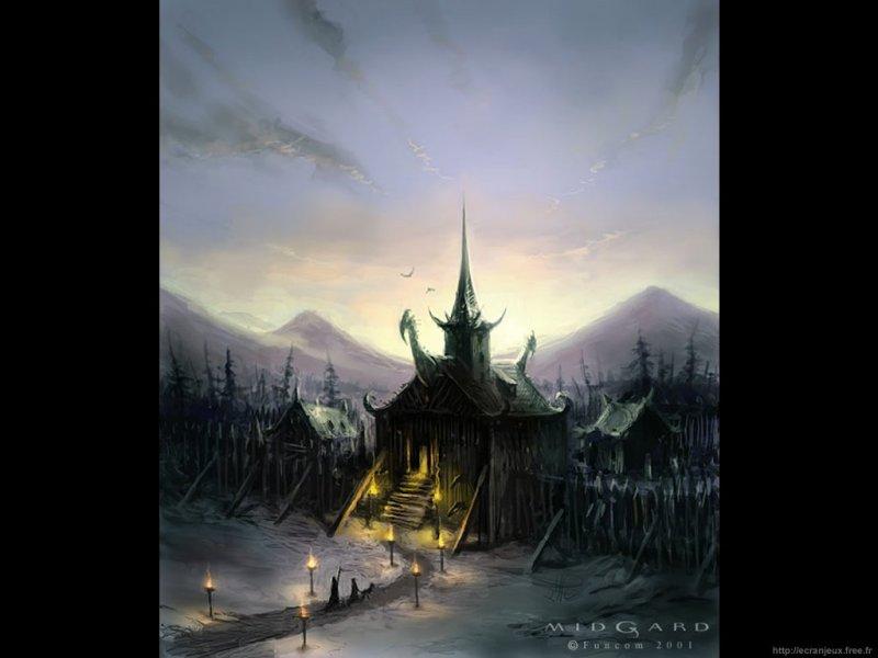 L'Arbre de Vie Yggdrasil: 2135mi10