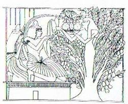 L'Arbre de Vie Yggdrasil: Hathor10