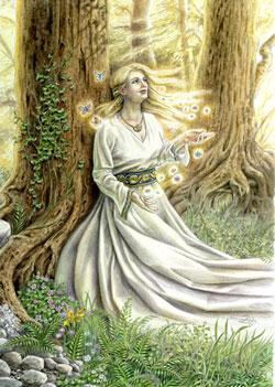 Runes et chamanisme Nerthu10