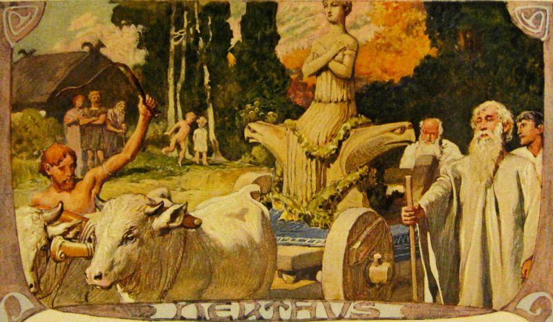 Runes et chamanisme Nerthu11
