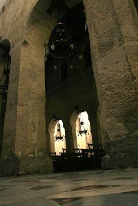 Syracuse, l'ancien grand temple d'Athéna devenu cathédrale Siracu15
