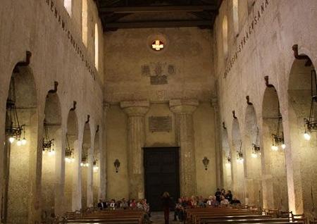 Syracuse, l'ancien grand temple d'Athéna devenu cathédrale Syracu14