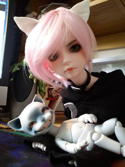 BJD Pipos Cheshire Cat / Fairyland pukifee Ante 30743310