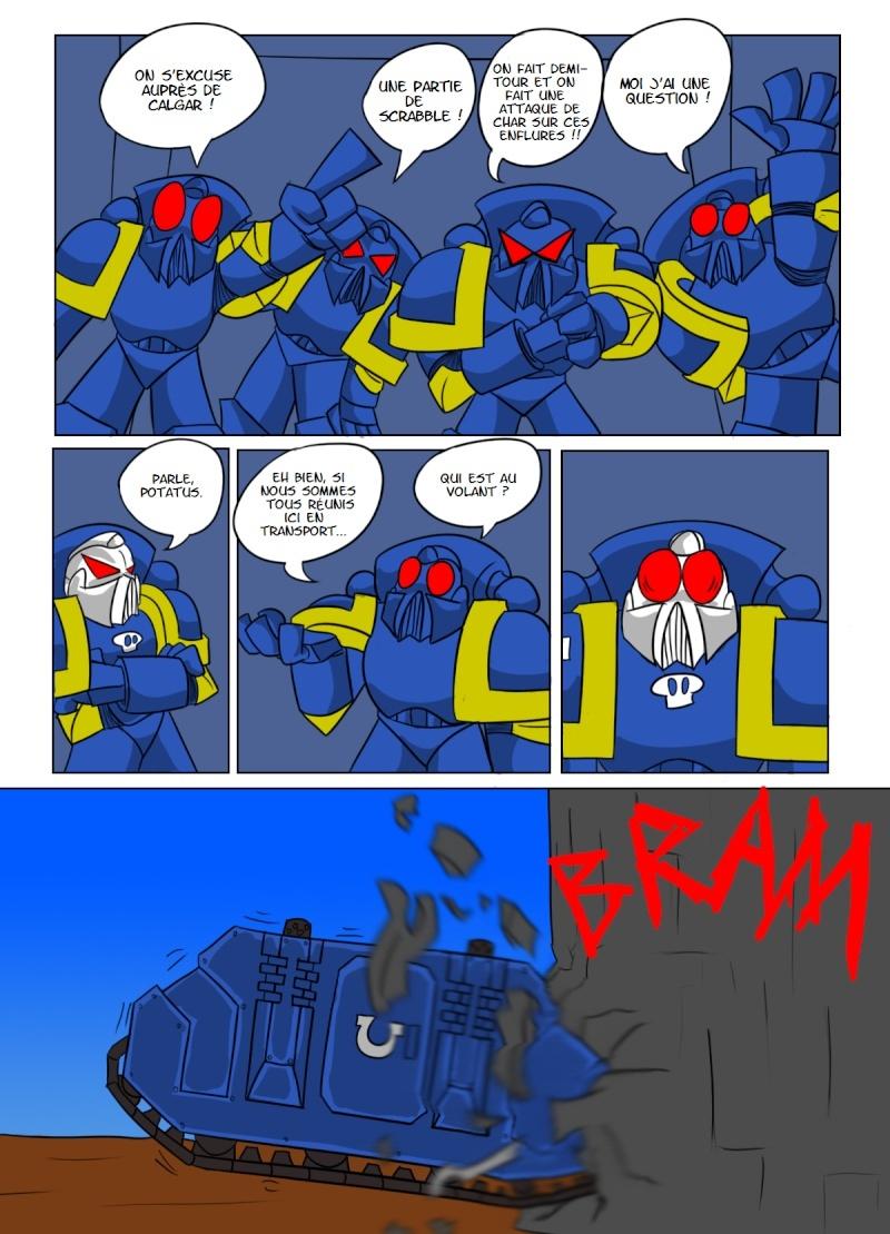 Bandes Dessinées de Warhammer 40,000 P28_co13