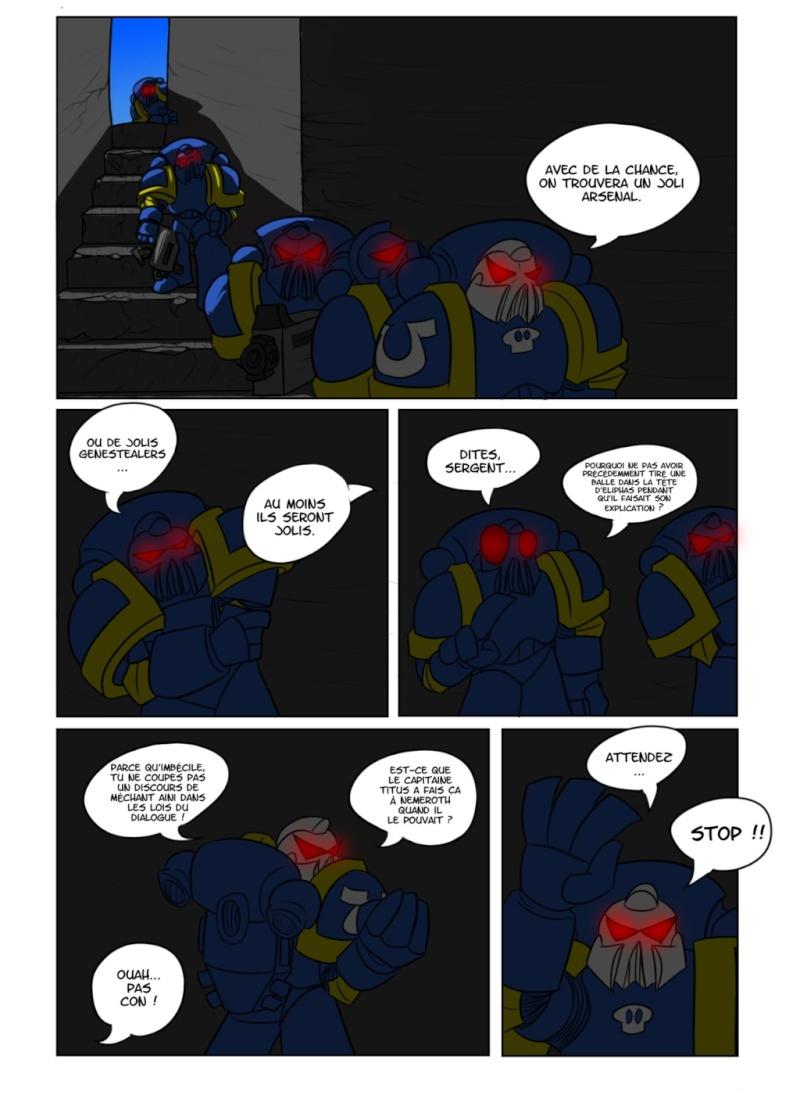 Bandes Dessinées de Warhammer 40,000 P30_co10