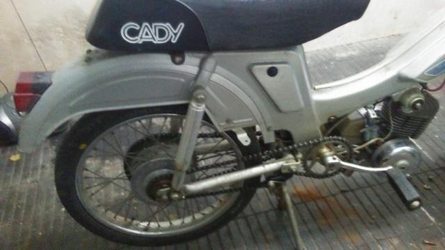 Nueva adquisición: Mobylette Cady 289 12710