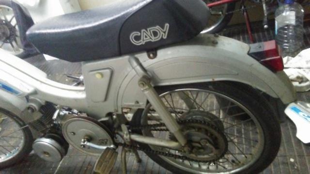 Nueva adquisición: Mobylette Cady 289 12810