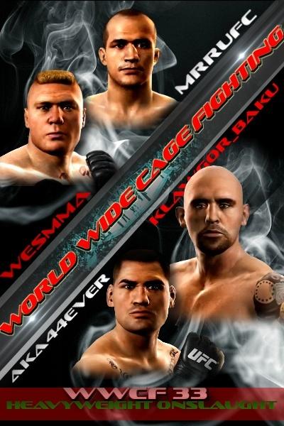 WWCF33:Heavyweight Onslaught 11110
