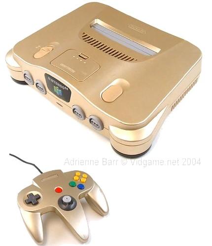 La plus belle console 32/64 bits : - Page 5 N64gol10