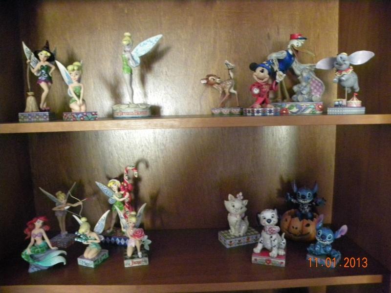 Disney Traditions by Jim Shore - Enesco (depuis 2006)   Dscn2412