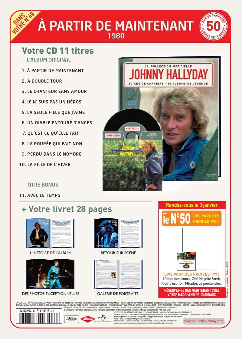 N° 49 1980 A partir de maintenant Jhcoll11